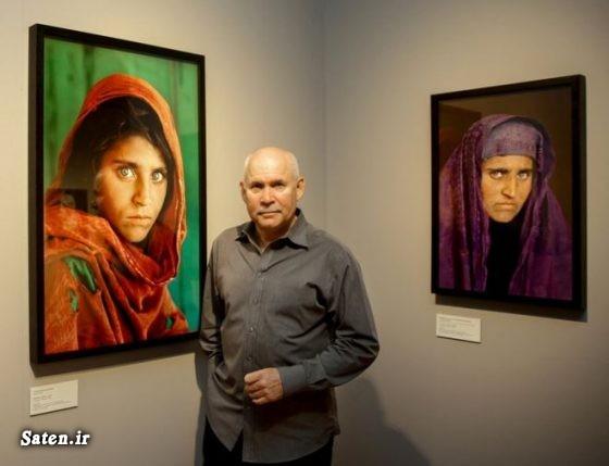 زن افغانی دختر افغانی بیوگرافی شربت گل اخبار پاکستان اخبار افغنستان