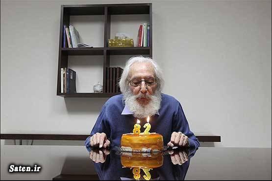 جشن تولد بازیگران پسر جمشید مشایخی بیوگرافی جمشید مشایخی