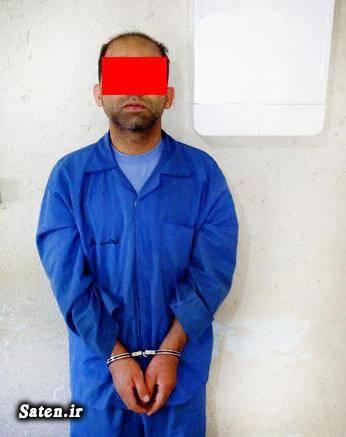 عکس دزد عکس تجاوز جنسی حوادث آبادان اخبار سرقت