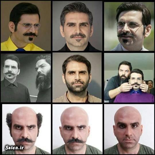 دوبلور بیوگرافی علی عابدی بازیگران ایران شبکه جم