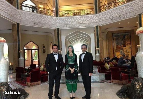 همسر فرشته حسینی دختر افغانی جشنواره فیلم مراکش بیوگرافی فرشته حسینی بازیگران فیلم رفتن بازیگر افغانی