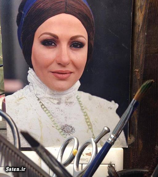همسر ساغر عزیزی بیوگرافی ساغر عزیزی بازیگران معمای شاه