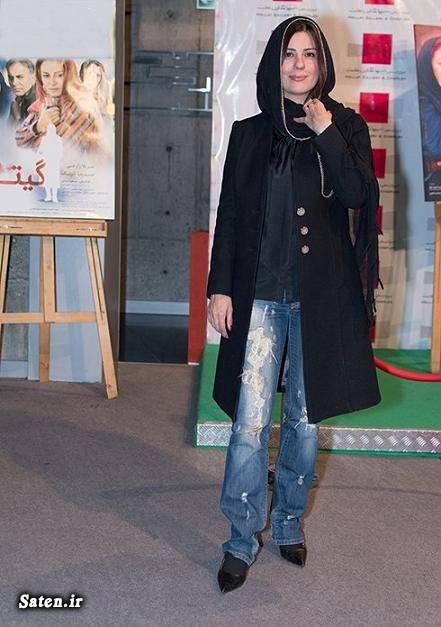 همسر سارا بهرامی مدل لباس بازیگران لباس بازیگران زن عکس جدید بازیگران بیوگرافی سارا بهرامی