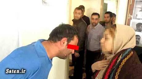 عکس آرایشگاه زنانه سارقان تهران دستگیری سارقان حوادث تهران اعتیاد به شیشه آرایشگاه زنانه