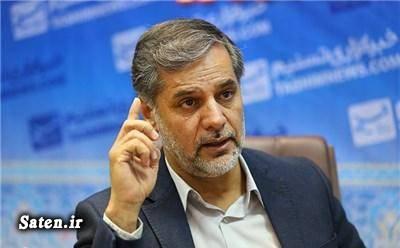 سوابق حسین نقوی حسینی پسابرجام چیست برجام چیست اختلاس صندوق ذخیره فرهنگیان اخبار بدون سانسور سیاسی