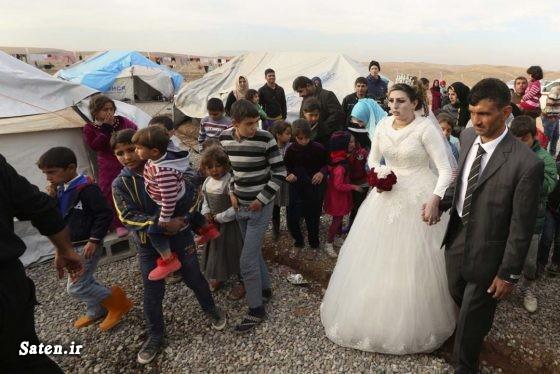عکس عروسی عکس عروس و داماد عروسی جالب اخبار عراق