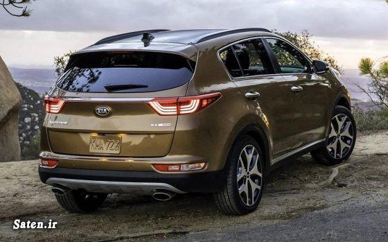 مشخصات کیا اسپورتیج 2017 محصولات کیا موتورز قیمت کیا اسپورتیج 2017 قیمت کیا اسپورتیج قیمت شاسی بلند Kia Sportage 2017