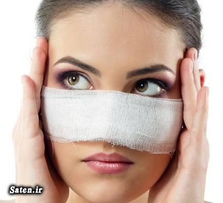 هزینه جراحی بینی کوچک کردن دماغ کوچک کردن بینی قیمت عمل زیبایی بینی قیمت جراحی بینی درمان خانگی جراحی بینی آموزش آرایش صورت آرایشگاه زنانه