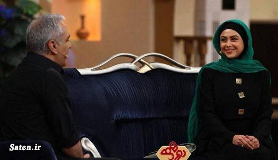 همسر هومن سیدی همسر آزاده صمدی مهمان دورهمی امشب طلاق آزاده صمدی بیوگرافی آزاده صمدی اینستاگرام آزاده صمدی
