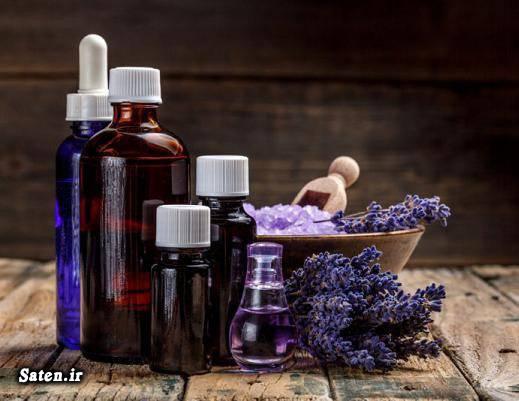 لوندر چیست طب سنتی سردرد میگرنی درمان میگرن درمان گیاهی میگرن خواص لوندر خواص اسطوخودوس