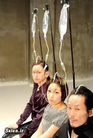 عکس جراحی پلاستیک زندگی در ژاپن دختر ژاپنی اخبار ژاپن
