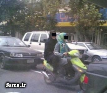 دختر موتور سوار اخبار دزفول اخبار خوزستان