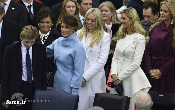 همسر دونالد ترامپ فرزندان دونالد ترامپ رئیس جمهور آمریکا بیوگرافی ملانیا ترامپ بیوگرافی دونالد ترامپ بیوگرافی ایوانکا ترامپ ایوانکا دختر ترامپ