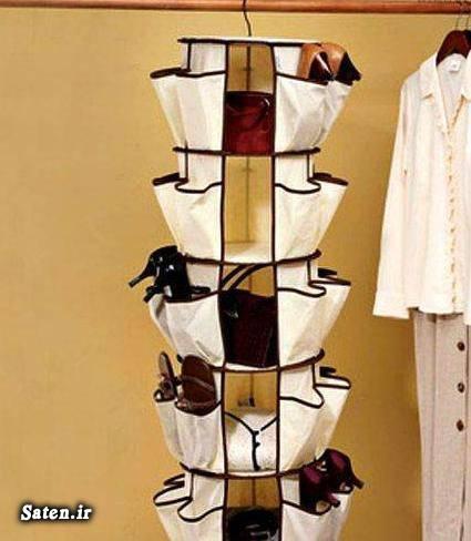 مدل جاکفشی دیواری دکوراسیون منزل 2017 دکوراسیون خلاقانه دکوراسیون خانه جالباسی کم جا جالباسی دیواری جالباسی ایستاده جاکفشی به انگلیسی جاکفشی ام دی اف جدید Clothes & shoe storage