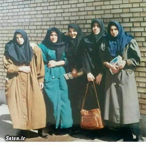 عکس قدیمی دهه شصتی ها دخترای قدیم