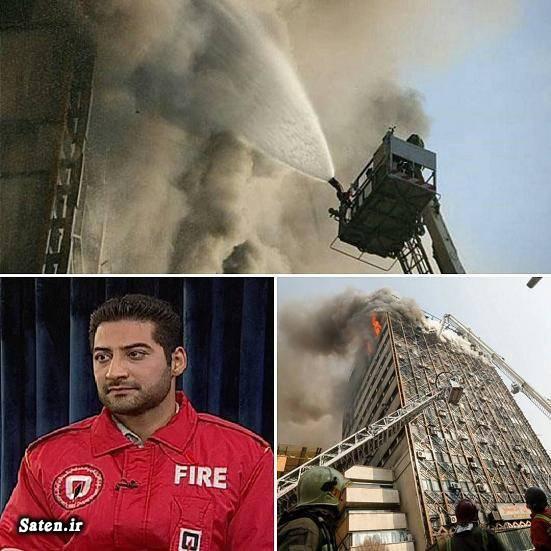 ساختمان پلاسکو حوادث واقعی بیوگرافی سعید کمانی آتش سوزی ساختمان پلاسکو