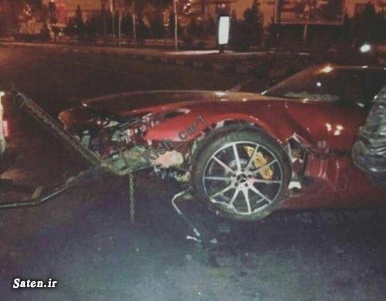 مشخصات مرسدس بنز SLS AMG قیمت مرسدس بنز SLS AMG عکس تصادف خودرو حوادث تبریز تصادف خودرو لوکس تصادف خودرو گرانقیمت