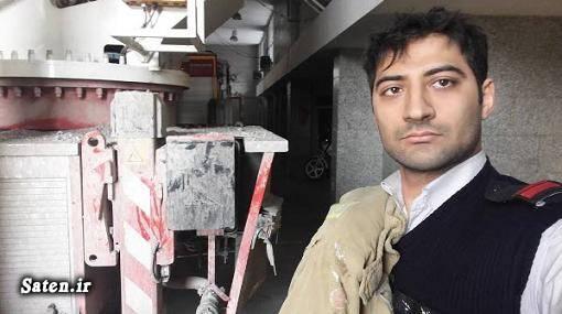 سعید کمانی ساختمان پلاسکو آتش سوزی ساختمان پلاسکو