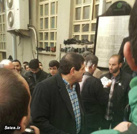 سوابق عباس جدیدی حسینیه جماران بیوگرافی عباس جدیدی