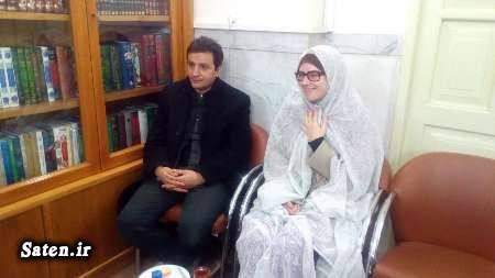 مسلمان شدن عکس حرم امام رضا زن ایتالیایی دختر ایتالیایی بیوگرافی رکسانا النا نگرا