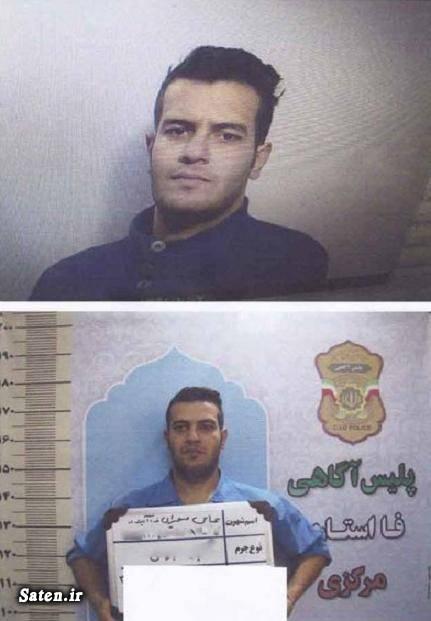 قتل با اسلحه عکس قاتل دادستان اراک حوادث اراک بیوگرافی عباس صحرایی اخبار قتل اخبار جنایی
