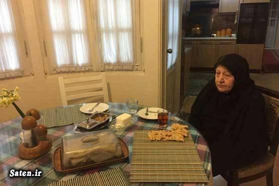 همسر هاشمی رفسنجانی خانه هاشمی رفسنجانی بیوگرافی هاشمی رفسنجانی بیوگرافی عفت مرعشی