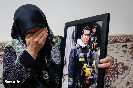 بیوگرافی حسین حسین زاده اسامی کشته شدگان آتش سوزی ساختمان پلاسکو