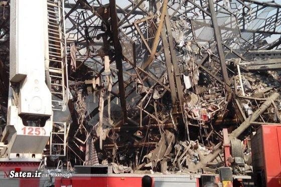ساختمان پلاسکو بیوگرافی حبیب الله القانیان اسکلت بتنی بهتر است یا اسکلت فلزی آتش سوزی ساختمان پلاسکو