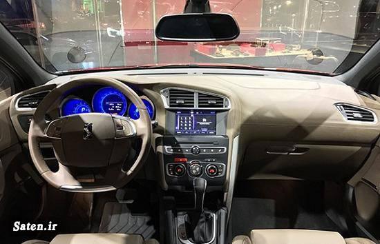 مقایسه خودرو مشخصات نیسان جوک مشخصات DS4 کراس اوورهای موجود در ایران قیمت نیسان جوک قیمت دی اس 4 قیمت دی اس خودرو دی اس آتی موتور