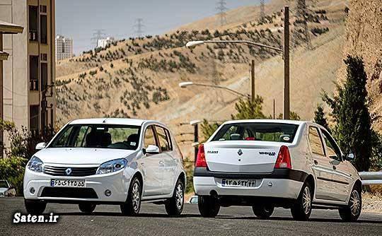 مشخصات ساندرو استپ وی مشخصات ساندرو قیمت ساندرو استپ وی قیمت رنو ساندرو رنو داچیا Sandero Stepway Renault Sandero