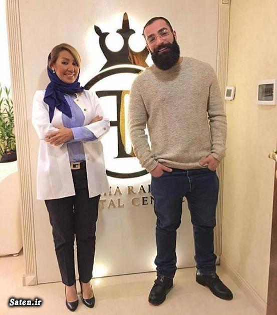 همسر حمید صفت خواننده زیرزمینی بیوگرافی حمید صفت