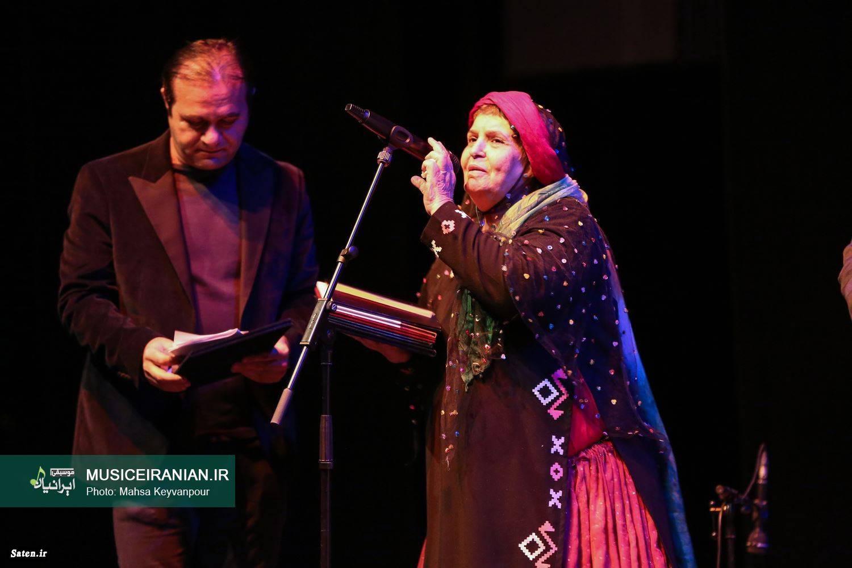جشنواره فجر خواننده زن