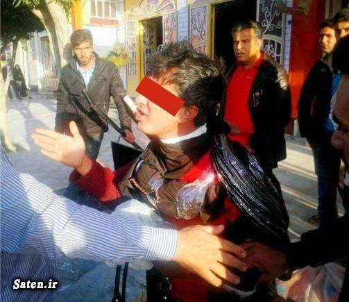 عکس قاتل اخبار لارستان اخبار قتل