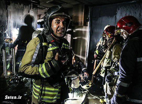 ساختمان پلاسکو اسامی کشته شدگان آتش سوزی ساختمان پلاسکو