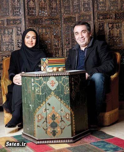 همسر سیامک انصاری بیوگرافی مهران مهام بیوگرافی طناز هادیان بیوگرافی سیامک انصاری بازیگران سریال ویلا