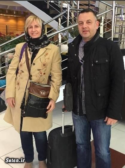 همسر سرمربی همسر ایگور کولاکوویچ سرمربی والیبال بیوگرافی ایگور کولاکوویچ اخبار والیبال