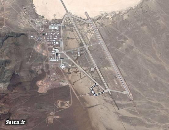 منطقه ۵۱ قدرت نظامی آمریکا صحرای نوادا منطقه 51 اسرار منطقه ۵۱ آمریکا Area 51