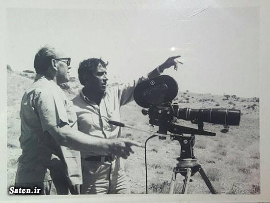 فیلمبردار بیوگرافی نقی معصومی اخبار سینما
