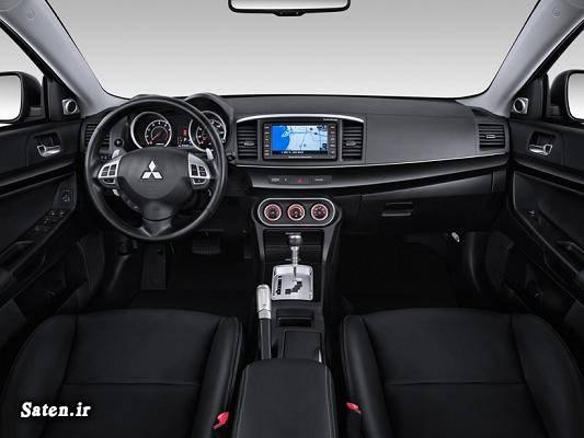 نمایندگی میتسوبیشی معرفی خودرو مشخصات میتسوبیشی لنسر قیمت میتسوبیشی لنسر قیمت میتسوبیشی فروش اقساطی خودرو شرکت آرین موتور Mitsubishi Lancer