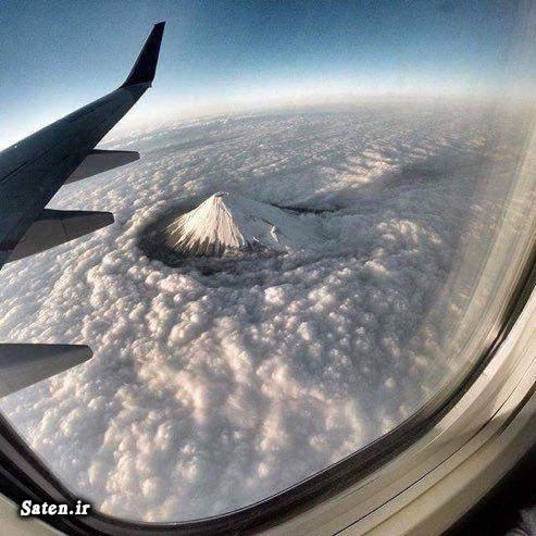عکس های زیبا عکس قله دماوند عکس تهران
