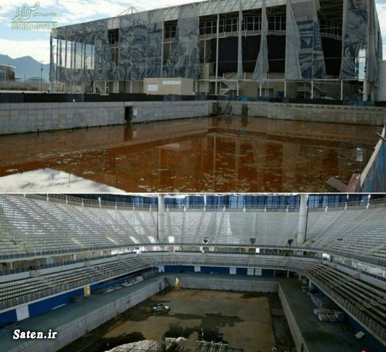 عکس المپیک 2016 برزیل المپیک 2016 ریودوژانیرو اخبار برزیل