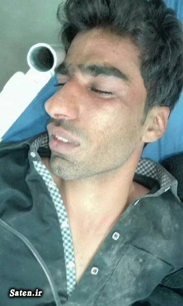 عکس قاتل روستای جهان آباد فهرج حوادث کرمان اخبار قتل اخبار فهرج اخبار جنایی