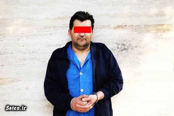 عکس قاتل سرقت از طلا فروشی حوادث تهران اخبار جنایی