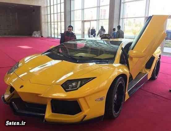 لامبورگینی در ایران قیمت خودروهای دست ساز عکس لامبورگینی خودروهای دست ساز