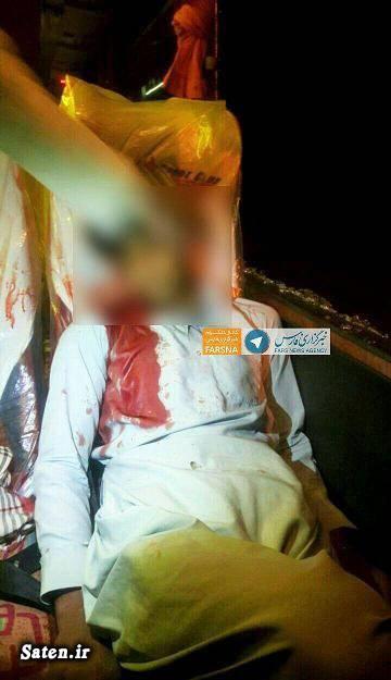 گروهک تروریستی حوادث ایرانشهر اخبار سیستان و بلوچستان