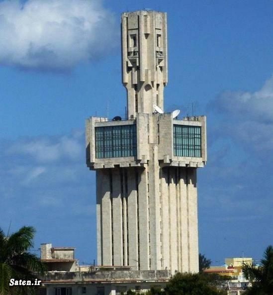 نمای ساختمان مدرن ساختمان مدرن ساختمان عجیب ساختمان جالب بهترین نمای ساختمان