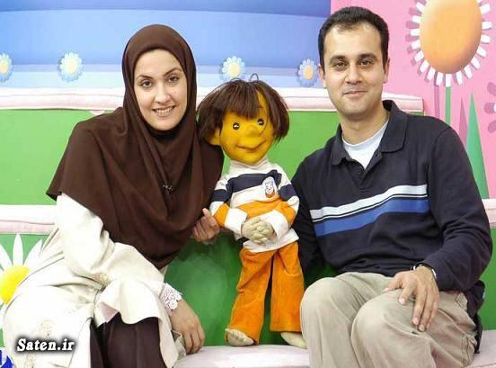 همسر آزاده آل ایوب مجری تلویزیون بیوگرافی مجریان بیوگرافی آزاده آل ایوب