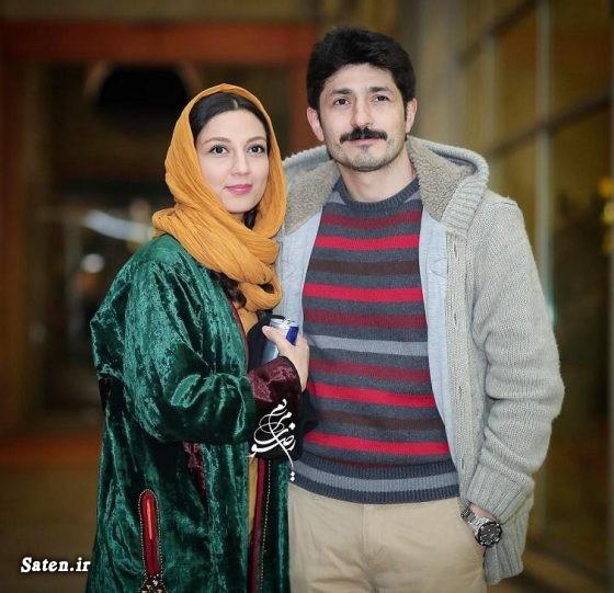 همسر حدیث میر امینی همسر بازیگران عکس جدید بازیگران جشنواره فیلم فجر 95 بیوگرافی مجتبی رجبی بیوگرافی حدیث میر امینی