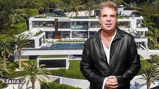 گرانترین خانه قیمت خانه سوپرلوکس عکس گرانترین ویلا عکس گرانترین خانه خانه لوکس بیوگرافی بروس ماکوسکی Bruce Makowsky