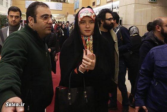 یاسمن اشراقی نوه امام خمینی ملیکا اشراقی بیوگرافی علی اشراقی بهاره علوی